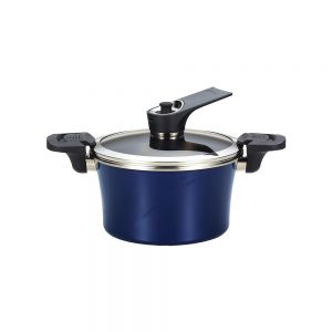 Вакуумная кастрюля для индукционной плиты Happycall Sauce Pot IH 2.8л