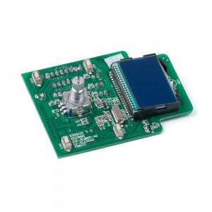 Плата управления (кнопочная) с дисплеем для планетарного миксера RAWMID Luxury RLM-05