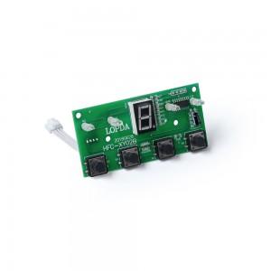 Плата управления (с дисплеем) для вакууматора Rawmid Future RFV-03