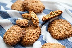 Печенье в аэрофритюрнице Rawmid RMA-12