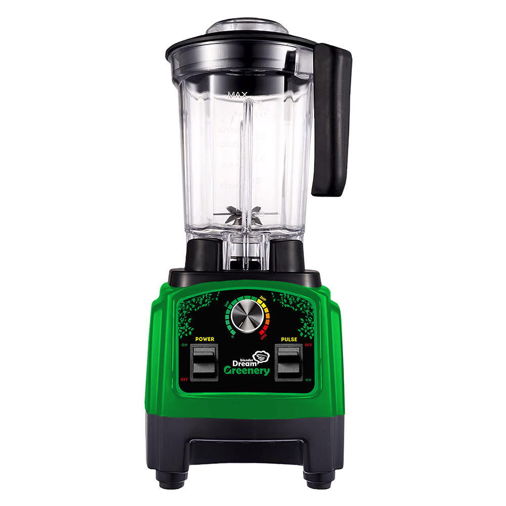 лучший блендер для зеленых коктейлей и смузи Dream Greenery 2 BDG-03