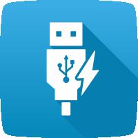 Зарядка от USB