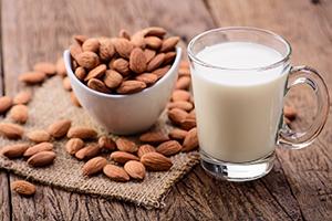 Ореховое молоко в блендере с колпаком RAWMID RPB-01