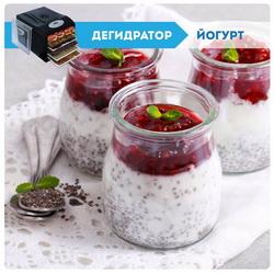 Йогурт в дегидраторе Dream Vitamin домашняя сушилка овощей и фруктов купить