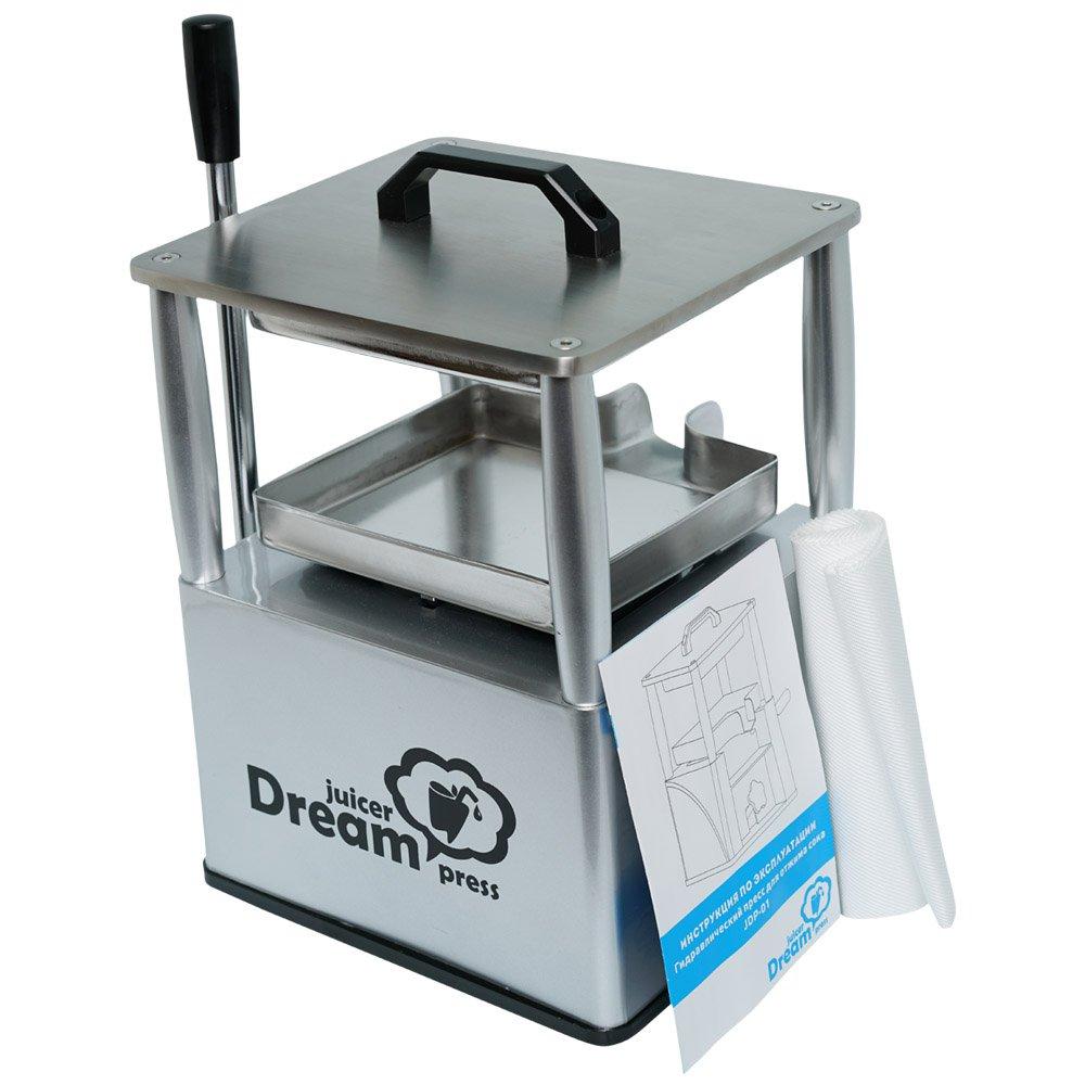 Бытовой пресс для отжима сока Dream Juicer Press JDP-01
