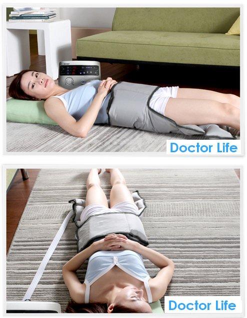 Лимфодренажный аппарат Doctor life V9 (LX9) - спина и пояс