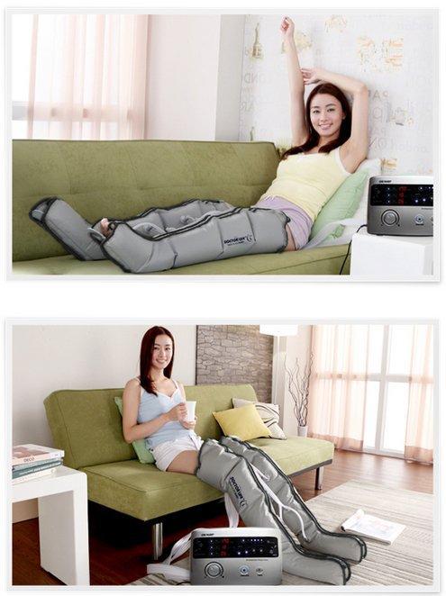 Лимфодренажный аппарат Doctor life V9 (LX9) - ноги