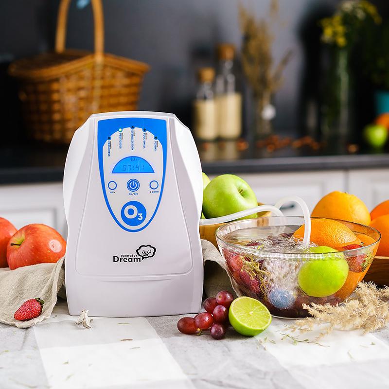 Купить озонатор бытовой для воздуха воды Rawmid Dream Ozonator OD-03