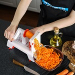 готовим красивые блюда с rawmid zoodler