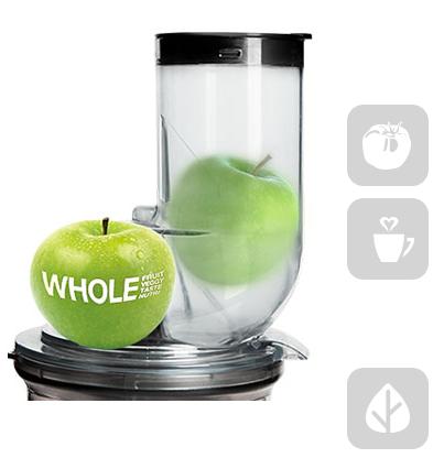 Dream Juicer Whole - Шнековая соковыжималка с большим загрузочным горлом