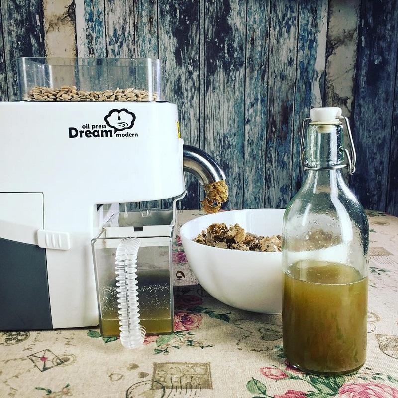 Растительное масло в домашних условиях - инструменты, технология, хранение, рецепты