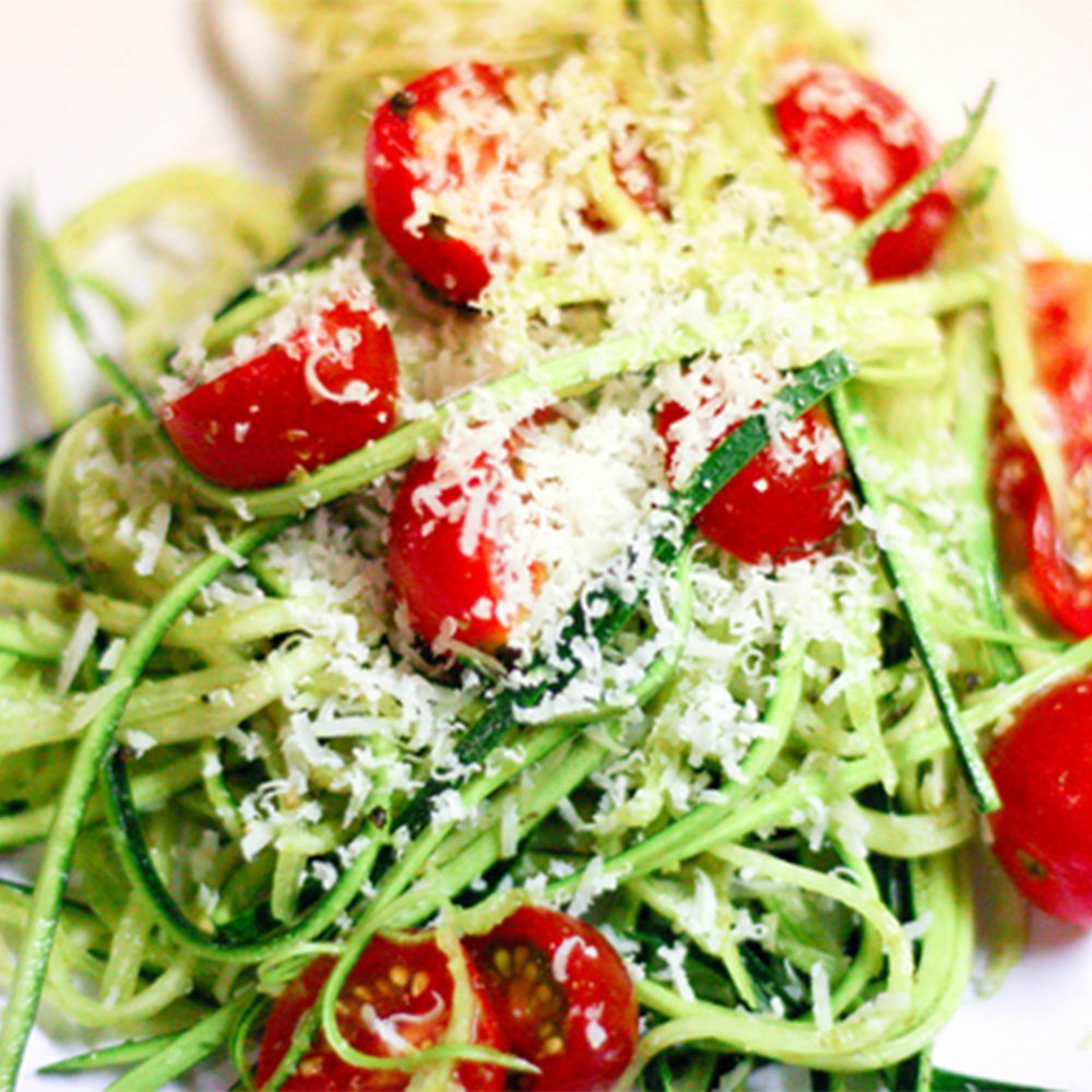 Спагетти при использовании RawMID Spirolit